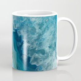Agate Crystal Slice Coffee Mug