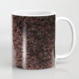 Autumn's red hedge Coffee Mug
