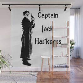 Captain Jack Harkness - Torchwood Wall Mural
