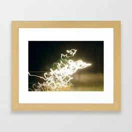 Event 2 Framed Art Print