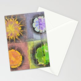 Stibiated In Dishabille Flower  ID:16165-125308-23431 Stationery Cards