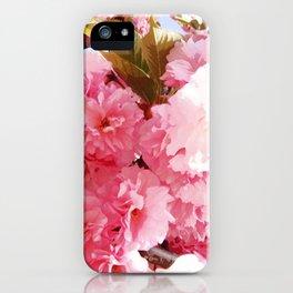 Pink Sorbet iPhone Case