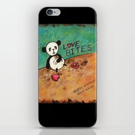 Love Bites iPhone Skin