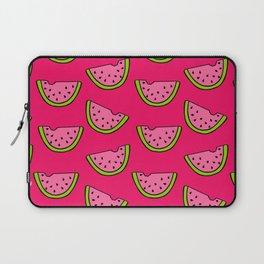 Pink Watermelon Laptop Sleeve