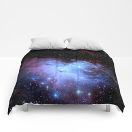 Eagle nEbula. Comforters