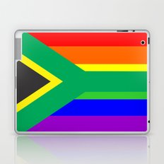 south africa country gay flag homosexual Laptop & iPad Skin
