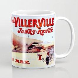 Vintage poster - Theatre de la Baleine de Villerville Coffee Mug