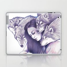 Raised By Wolves Laptop & iPad Skin