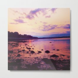 Casco Bay Metal Print