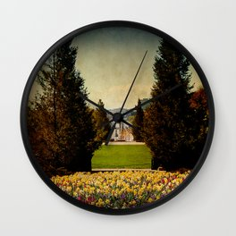 A day in the City Wall Clock