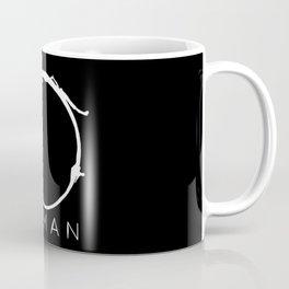 Arrival - Human with title Coffee Mug