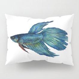 Mortimer the Betta Fish Pillow Sham