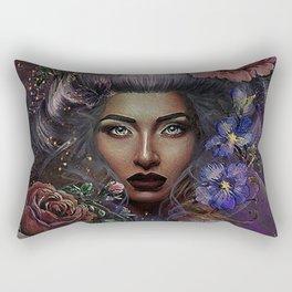 FLORAL BEAUTY 009 Rectangular Pillow