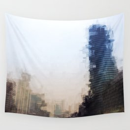 London Abstract Wall Tapestry