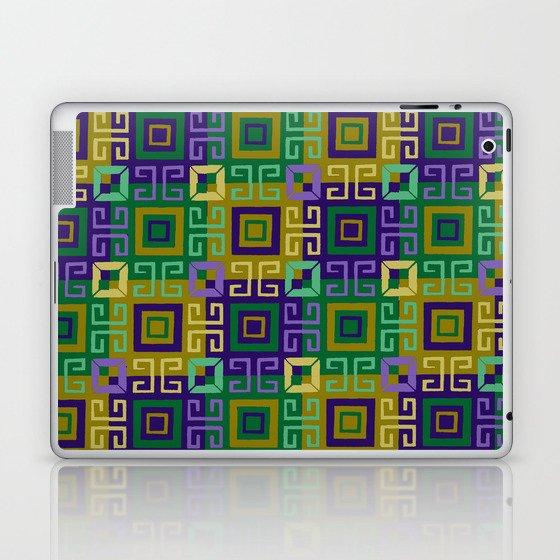 Geometric pattern #023 Laptop & iPad Skin