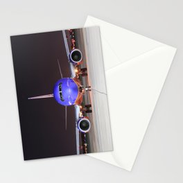 Face To Face with a Southwest Airlines Boeing 737-700 Stationery Cards