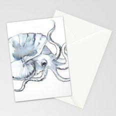Paper Nautilus, Argonaut Stationery Cards