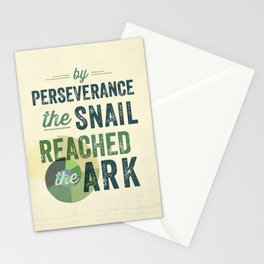 perseverance Stationery Cards
