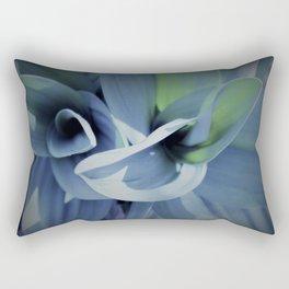 the secret deep inside Rectangular Pillow