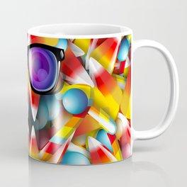 Candy Monster Coffee Mug