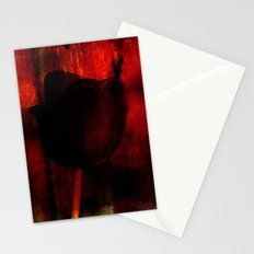 Venus Rose Red Stationery Cards