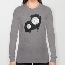 Nothing and everything Long Sleeve T-shirt