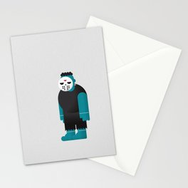 Frankenstein / Jason Stationery Cards