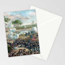 Battle of Cold Harbor Stationery Cards