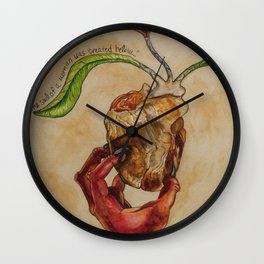 The Soul of a Woman was Created Below Wall Clock