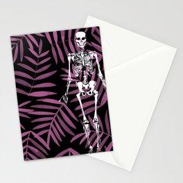 Palm Skeleton 2 Stationery Cards