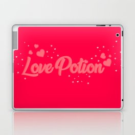 Love Potion (passion red) Laptop & iPad Skin