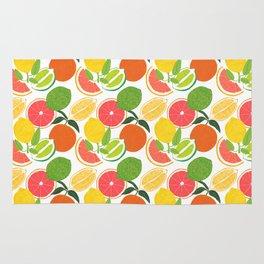 Citrus Harvest Rug