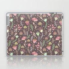 Ladybugs and flowers Laptop & iPad Skin