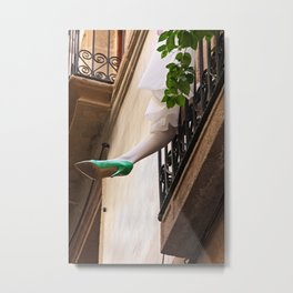[barcelona] - ... hangover! Metal Print