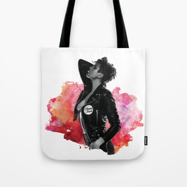 Human Touch Tote Bag