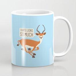 Prey Tell Coffee Mug