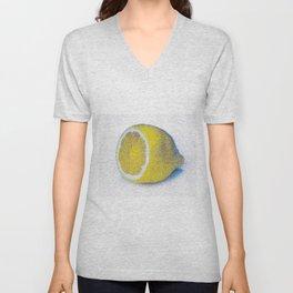 lemon - one Unisex V-Neck
