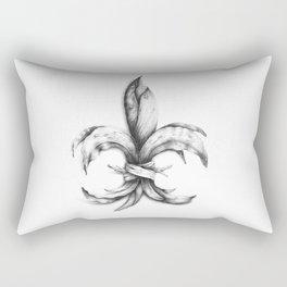Iris Pseudacorus Rectangular Pillow