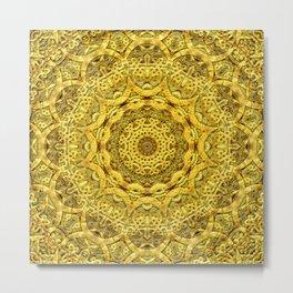 Maroc Cloq Metal Print