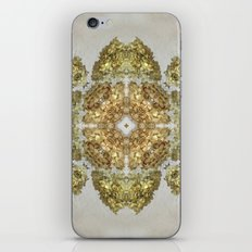 Hydrangea pattern iPhone & iPod Skin
