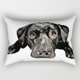 Waiting to Love Rectangular Pillow
