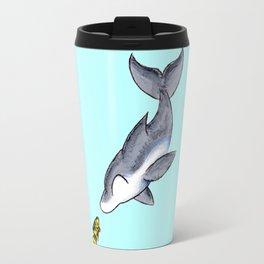 Hello, Fishy! Travel Mug