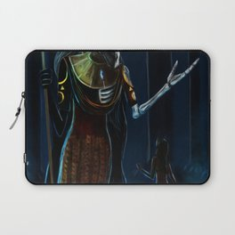 In The Temple Laptop Sleeve