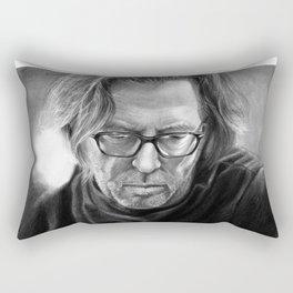 Eric Clapton PENCIL DRAWING Rectangular Pillow