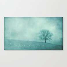 Wintertree Canvas Print
