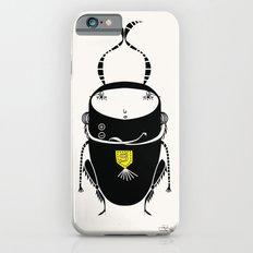 black cricket iPhone 6s Slim Case