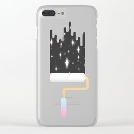 I Show You the Stars Clear iPhone Case