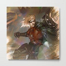League of Legends EZREAL Pulsefire Metal Print