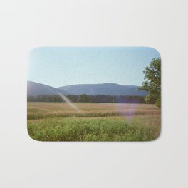 Sunshine in the Catskills Bath Mat