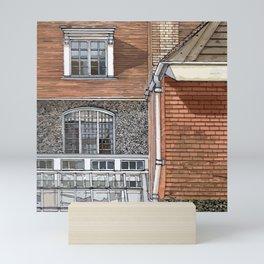 STANDEN1 Mini Art Print